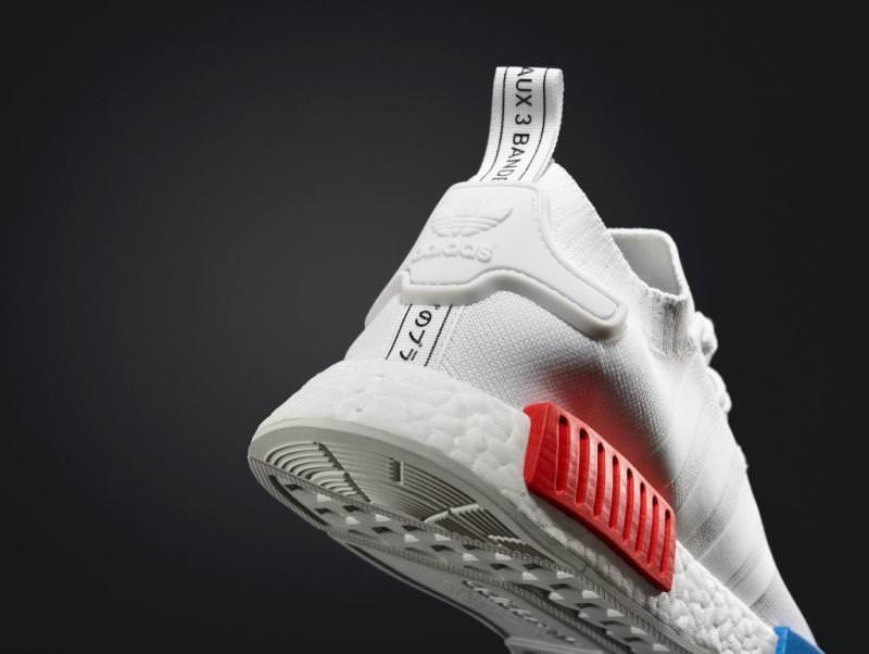adidas NMD OG White PK