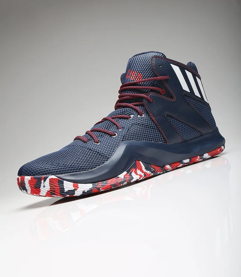 "best website d5021 f4eee A Detailed Look At Harrison Barnes ""USA"" adidas Crazy Bounce"