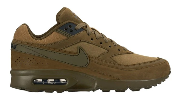 newest collection e50ce 46ac5 Nike Air Max BW Olive