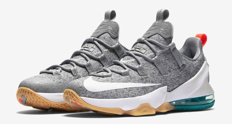 4ae021f1c6b43 Nike LeBron 13 Low Summer Pack