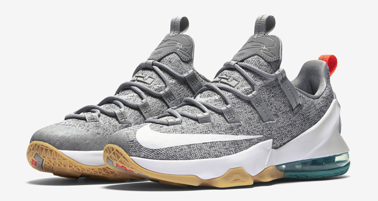 best service 33ad0 feaf6 Nike LeBron 13 Low