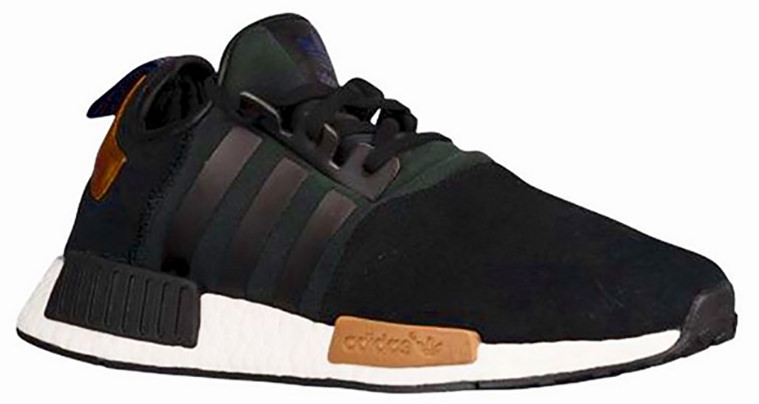 This New adidas NMD Features Suede and Leather Construction