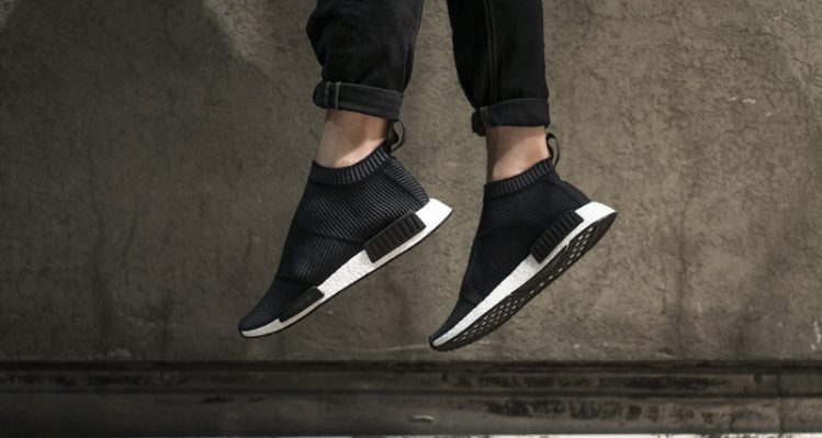 adidas NMD City Sock Black