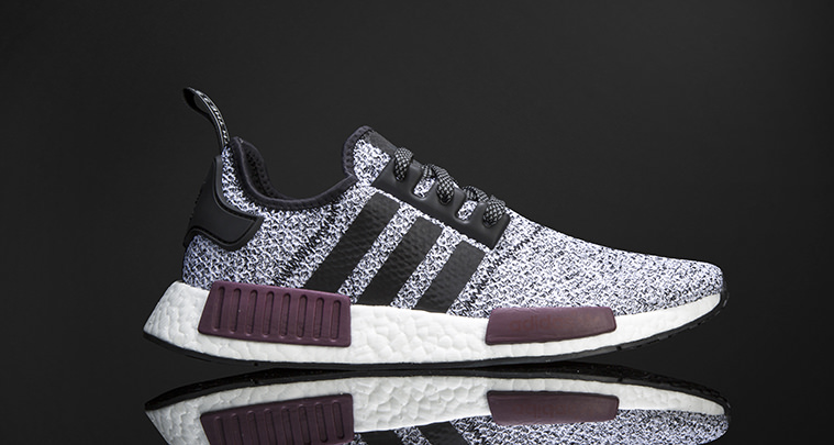 best loved 7e3fc 5d82e adidas nmd black and burgundy