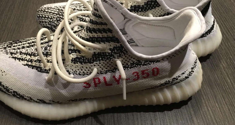 03924abaf65 ... Kanye West Debuts New adidas Yeezy Boost 350 V2 Colorway ...