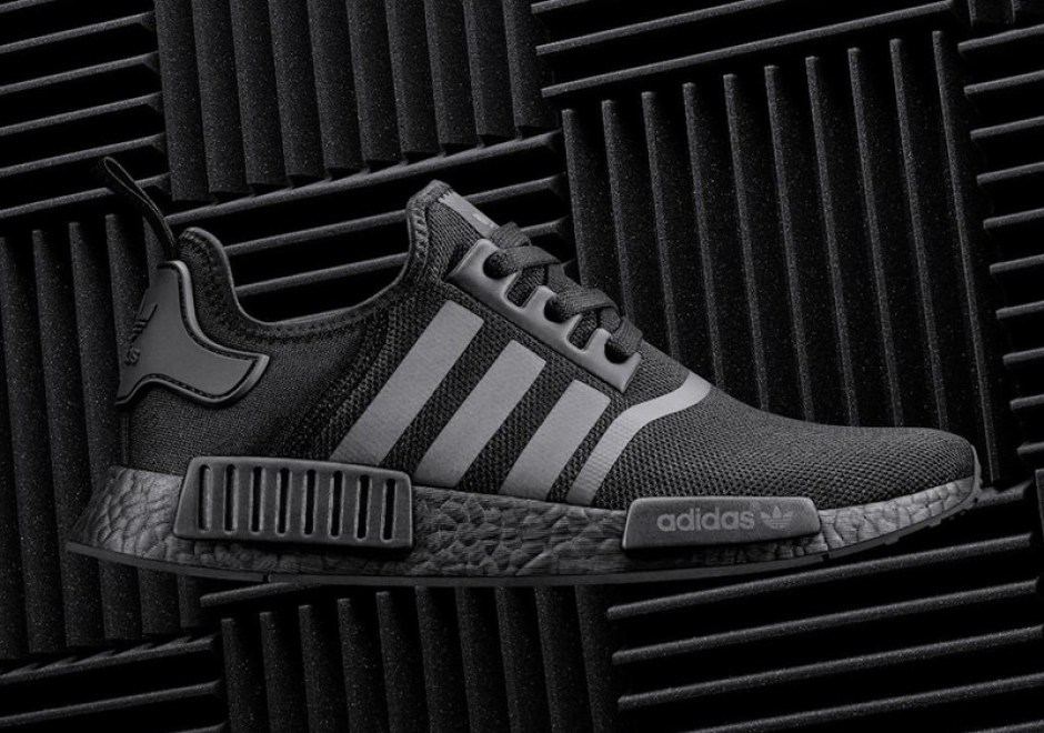 adidas NMD With Colored Boost Land in September  acda735368