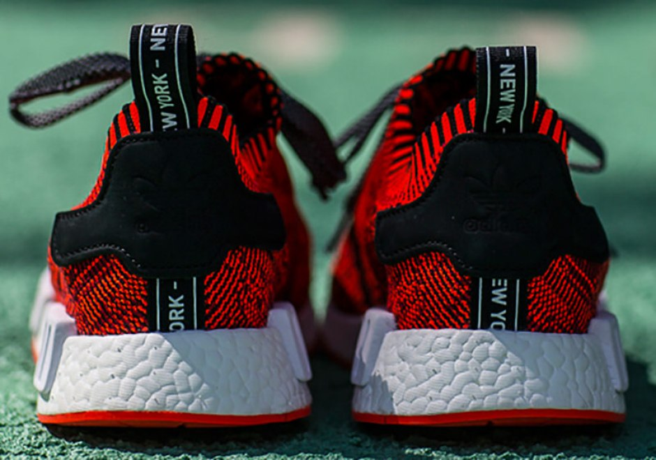 Gucci Bee x Adidas NMD XR1 Mesh White BA7245 HD Review