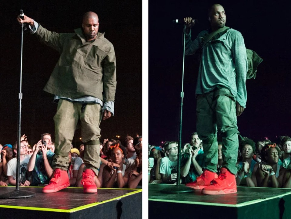 6ffad445d6f8 Road Rotation    Highlighting Kanye West s Kicks on Tour