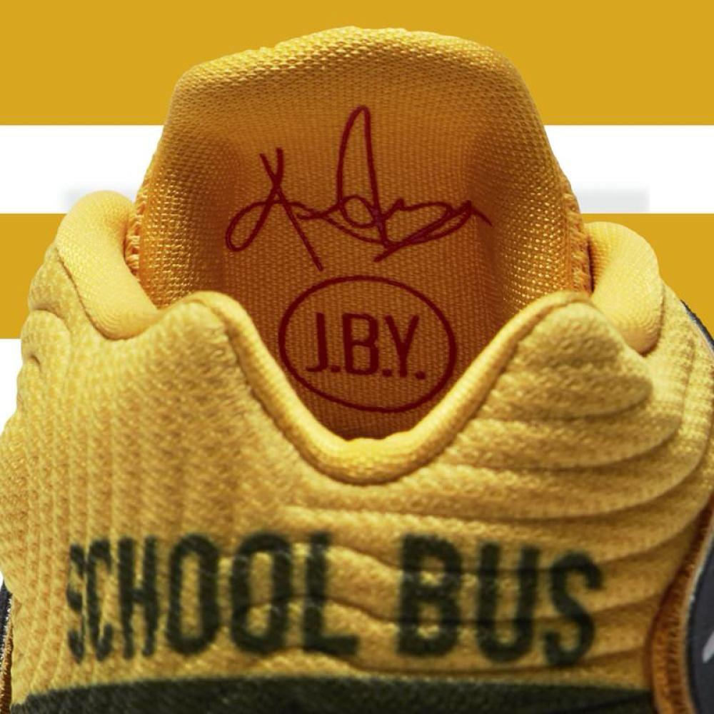 Nike Kyrie 2 School Bus Available Now Nice Kicks