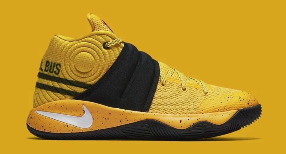 new arrivals a34f2 e0744 Nike Kyrie 2 School Bus