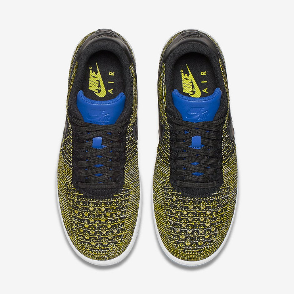 online retailer e6433 efce0 ... Nike Air Force 1 Low Ultra Flyknit Blue Tint Game Royal
