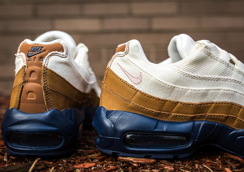 air max 95 brown