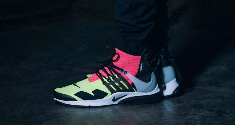 """best website 5f2b4 d5128 ACRONYM x Nike Air Presto Mid """"Neon""""    Another Look"""