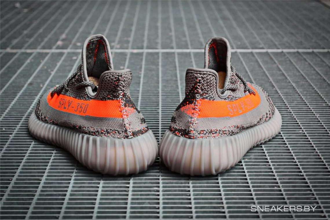 super popular 2f9bc bc873 ... adidas Yeezy Boost 350 V2 BelugaSolar Red