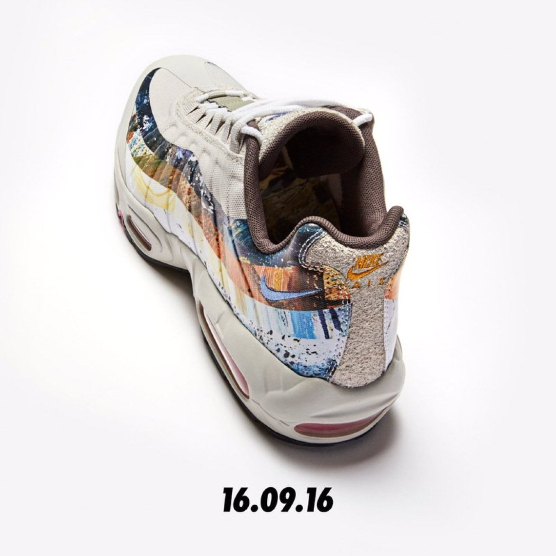 low priced 5e8db aad29 Dave White x size? x Nike Air Max 95 // Release Date | Nice ...