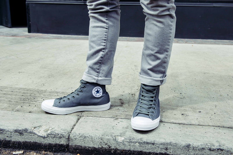 converse chuck ii high top