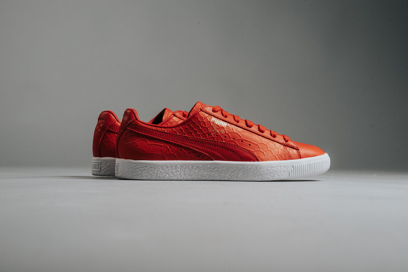 the latest 8d09b d04e1 puma clyde red