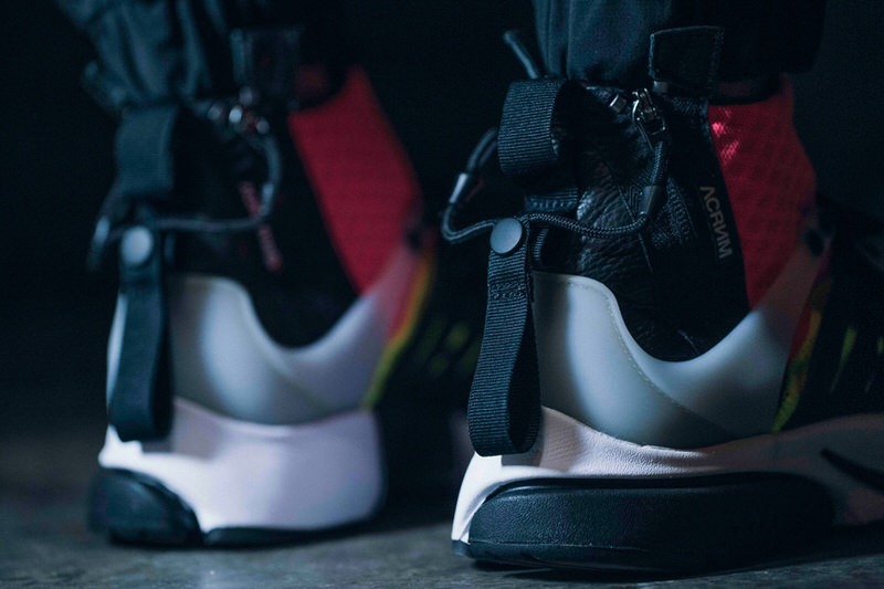 ... ACRONYM x Nike Air Presto Mid Neon