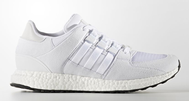 ADIDAS EQT RUNNING SUPPORT 93 C SNEAKERS WHITE GREEN