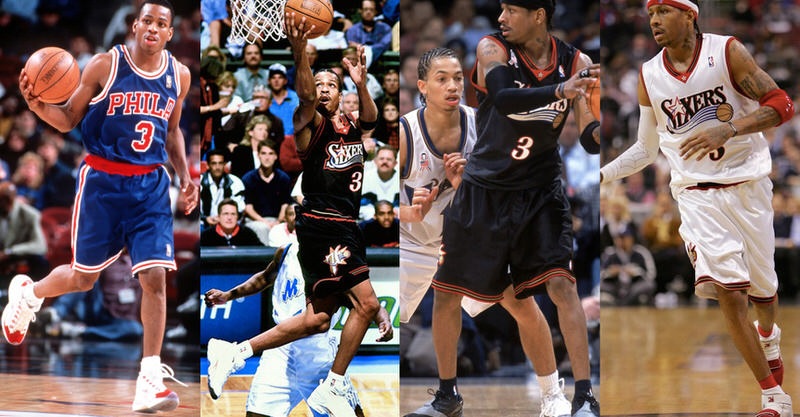 5f111903f6a335 By the Numbers    Allen Iverson s Stats in His Signature Sneakers ...