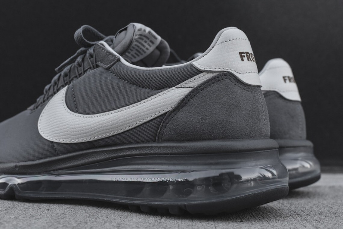reputable site e836e d5266 ... fragment design x Nike Air Max LD Zero Cool Grey