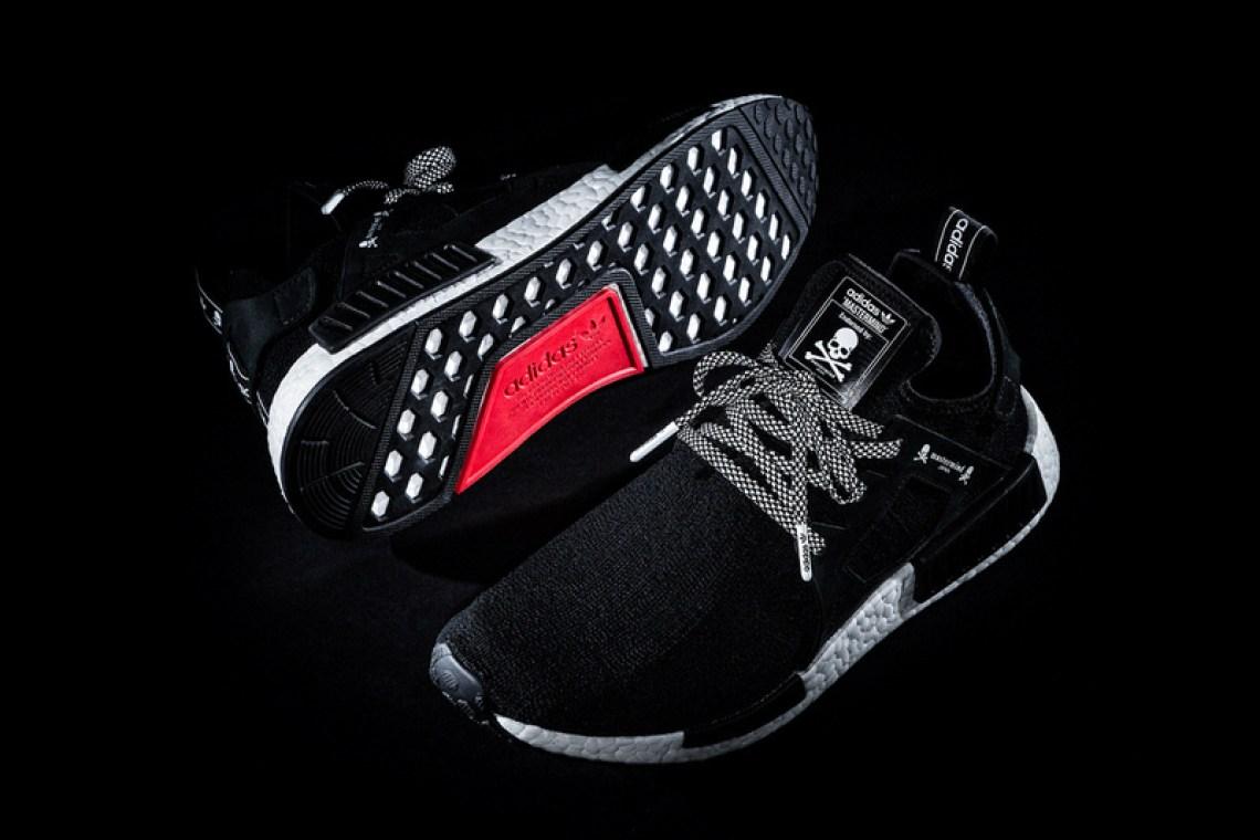 official photos 372fc 5220b mastermind JAPAN x adidas Originals