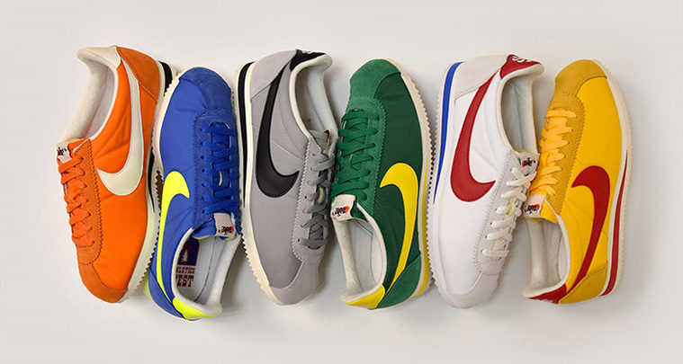 buy popular 1772d 49009 Nike Pays Homage to Athletics West Running Team with Cortez ...