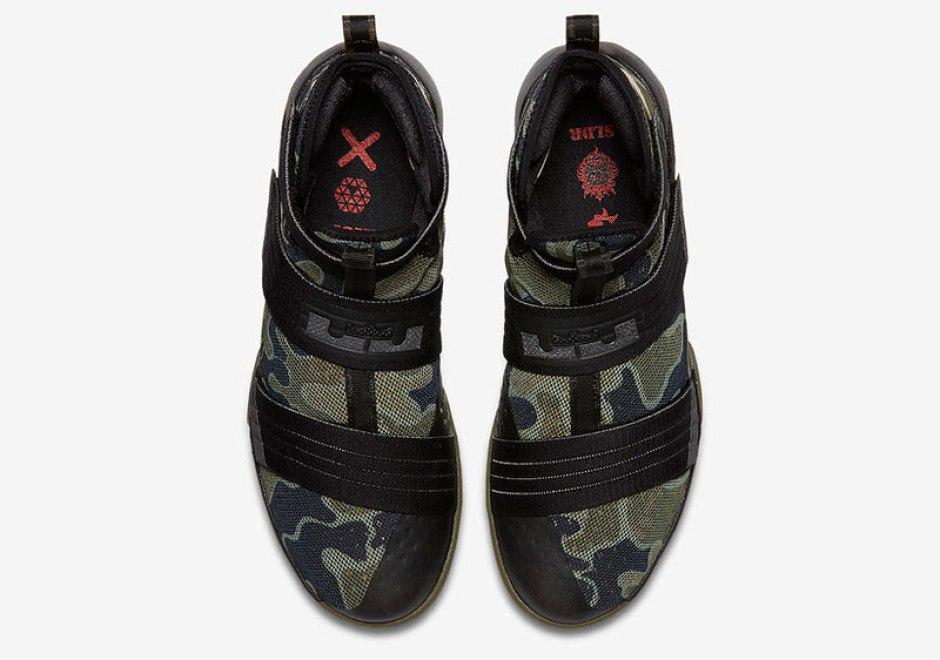 d82d0ff4ece9 Nike LeBron Soldier 10 Camo Nike LeBron Solider 10 Camo