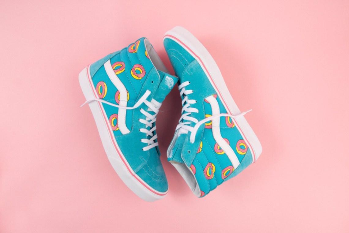Odd Future x Vans Donuts Pack