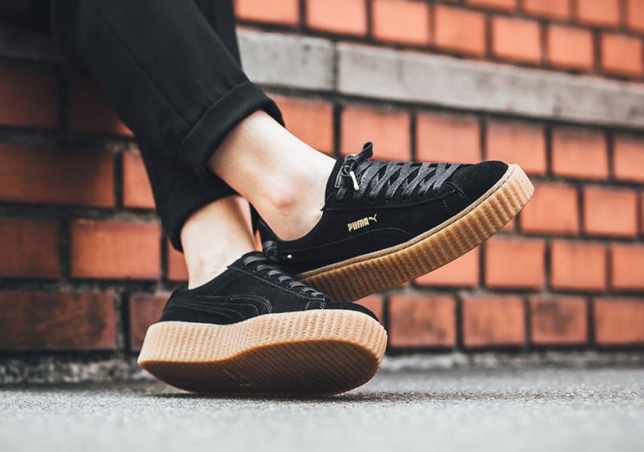 timeless design dff4f 0f2c7 Rihanna x PUMA Creepers Restocking in Original Colorways ...