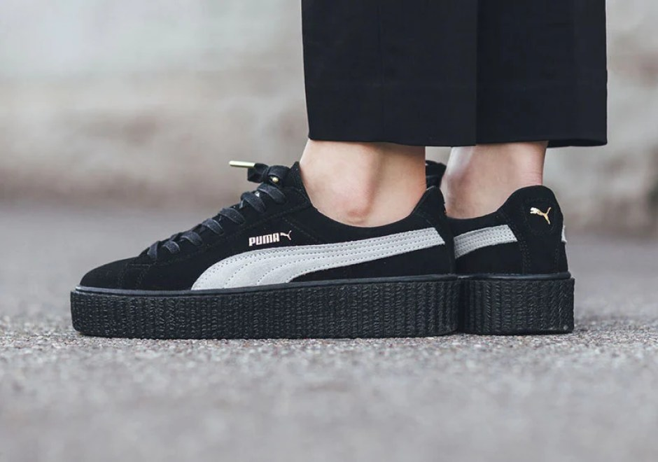 timeless design dfb31 d0644 Rihanna x PUMA Creepers Restocking in Original Colorways ...