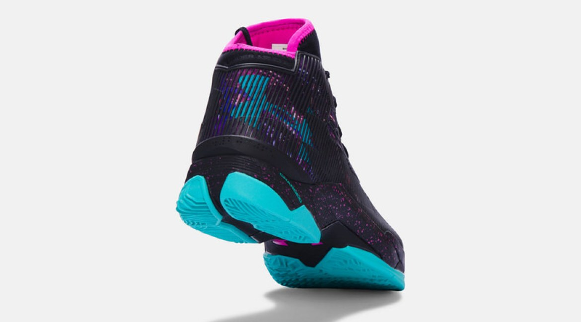 Under Armour Curry 2.5 Miami