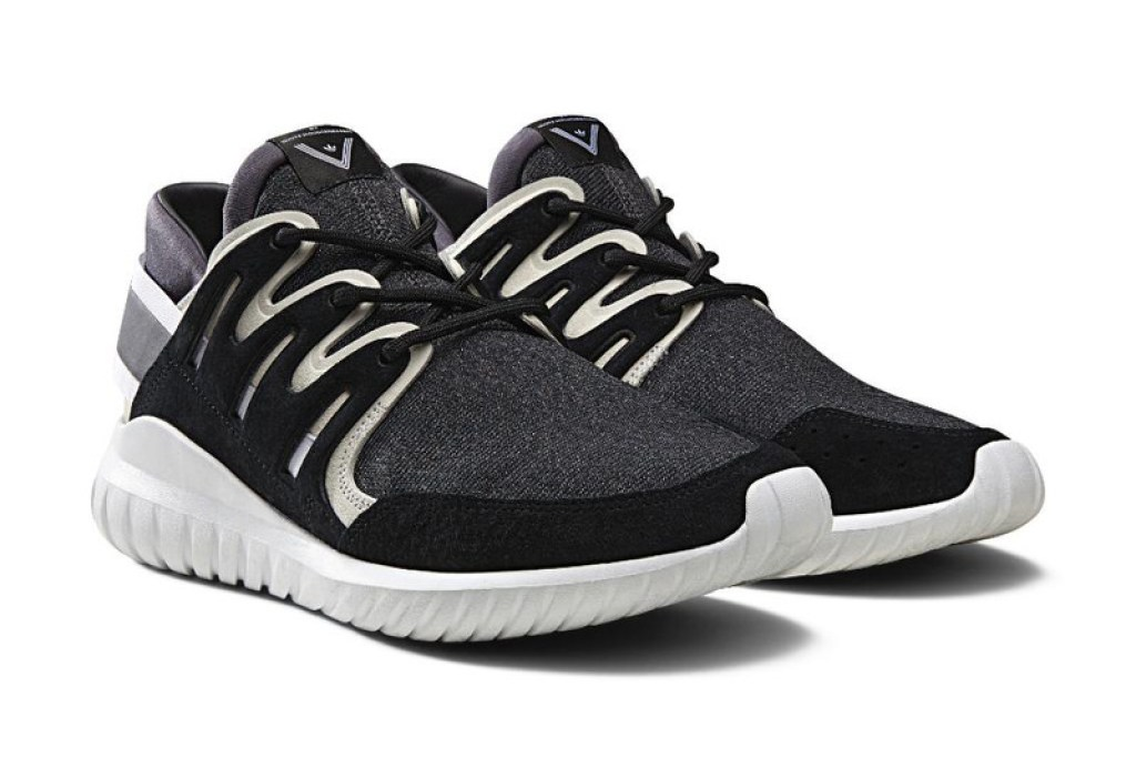 White Mountaineering x adidas Tubular Nova