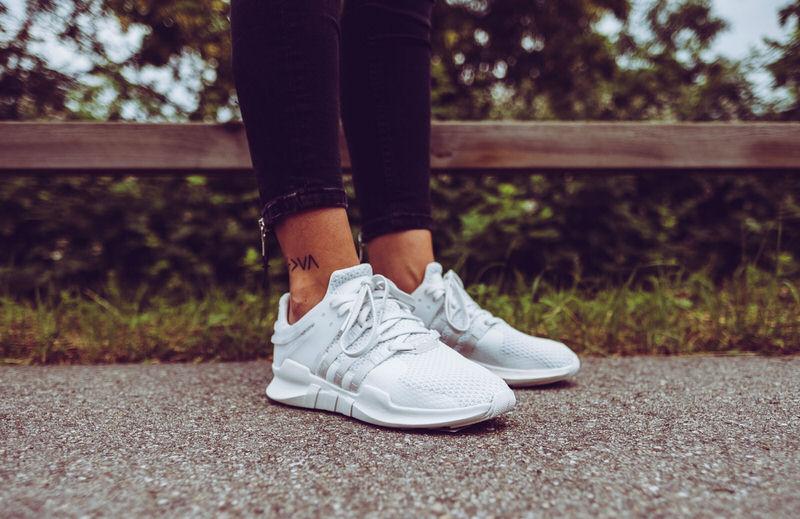 adidas support eqt adv white