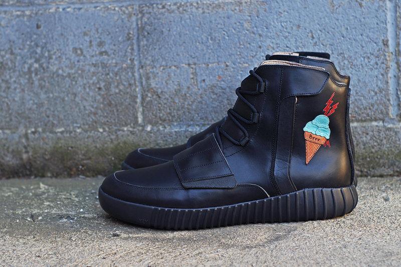 """adidas Yeezy Boost 750 """"1017"""" Custom by JBF Customs"""