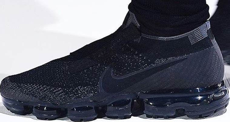 nouvelle arrivee a6daa ea2e0 COMME des GARÇONS x Nike Air VaporMax // First Look | Nice Kicks