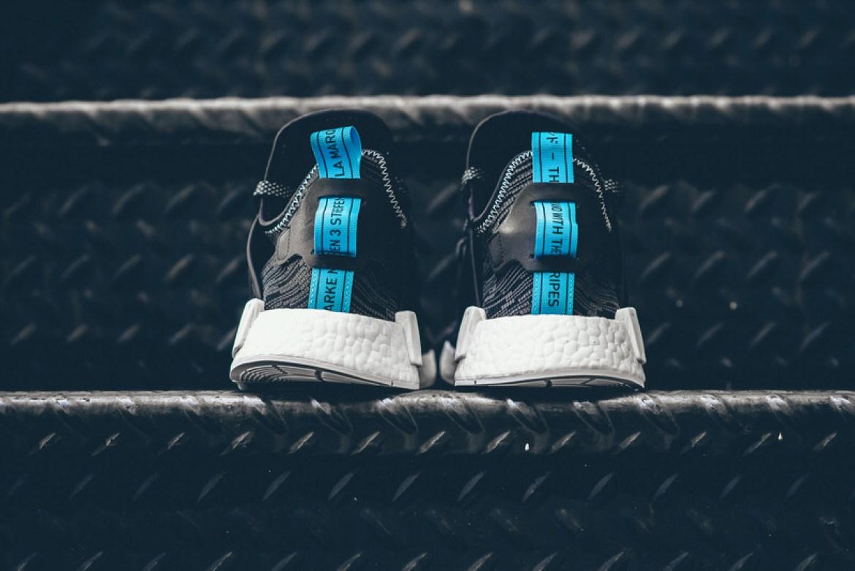 adidas NMD XR1 Core Black/Sky Blue