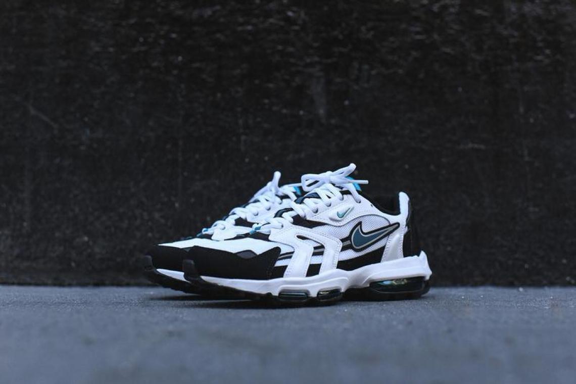 2d1e86ba9191 Nike Air Max 96 II XX White Teal    Available Now