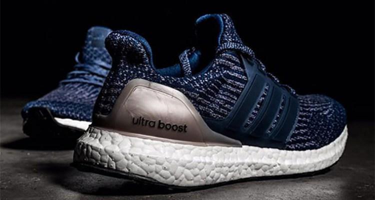 811a0d357 adidas Ultra Boost 3.0 Blue Silver    First Look