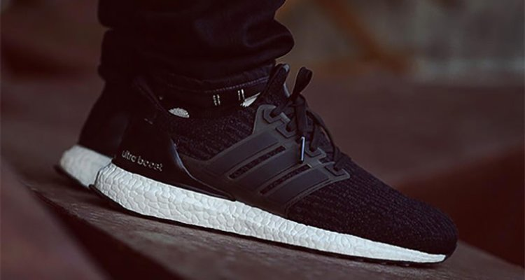 competitive price 4496b 9a819 adidas Ultra Boost 3.0 Black