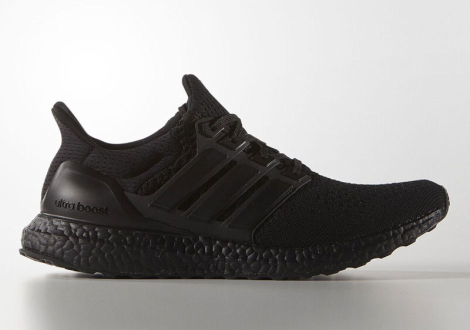 "adidas Ultra Boost ""Triple Black"""
