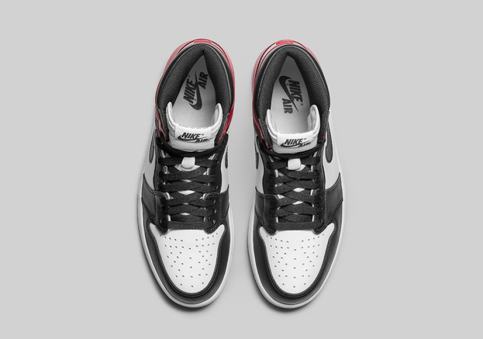 huge discount 9182b 5cb21 Air Jordan 1 Black Toe Air Jordan 1 Black Toe