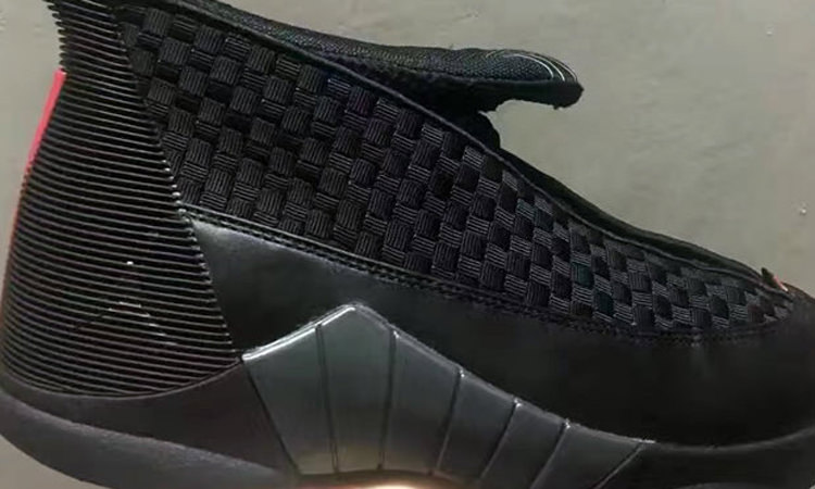 "Air Jordan XV ""Stealth"""