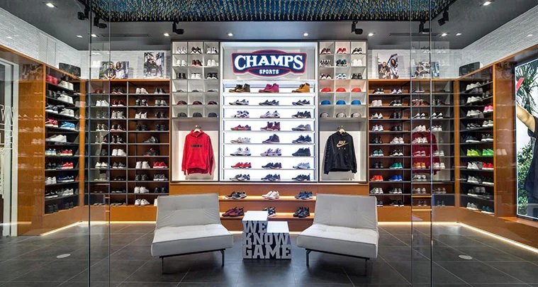 39f7f80f2db9a DJ Khaled Gets His Own Special Champs Sports Store
