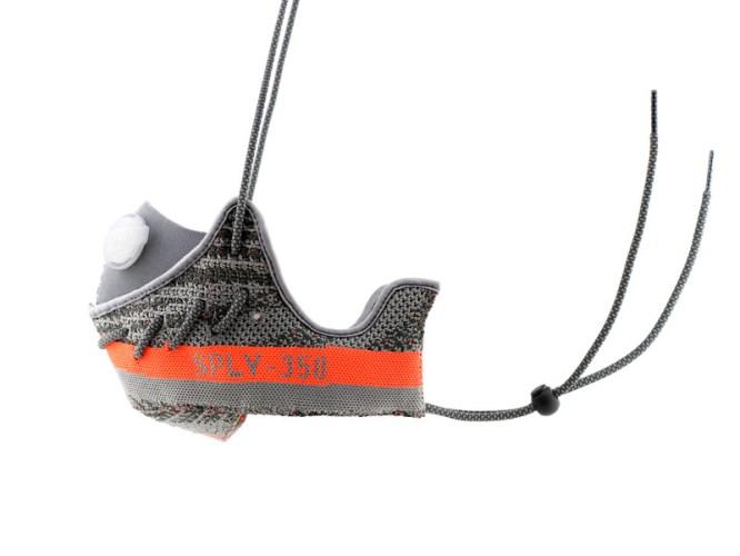 adidas Yeezy Boost 350 V2 Mask By Zhijun Wang