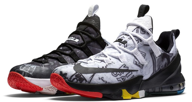 size 40 62648 506b1 Nike LeBron 13 - Release Dates, Colorways, & Reviews | Nice ...