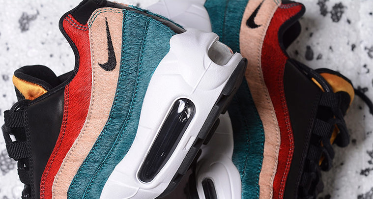 Nike Air Max 95 Multi Color Release Date 807443 003