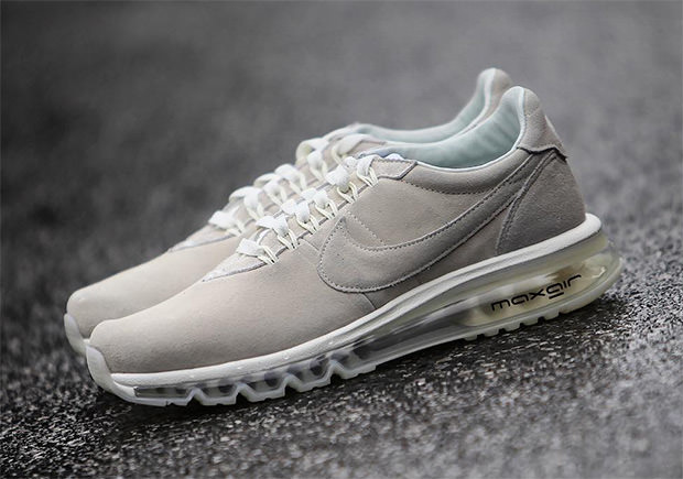 new product ea9d4 92df1 Nike Air Max LD-Zero Releasing in Suede Execution | Nice Kicks