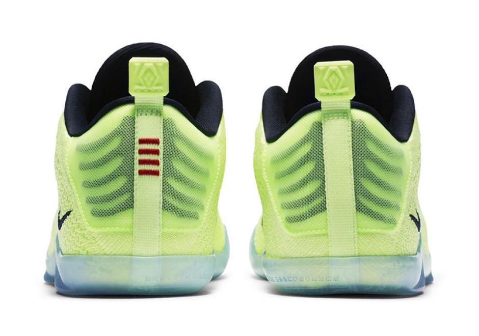 Nike Kobe 11 Elite 4KB Volt