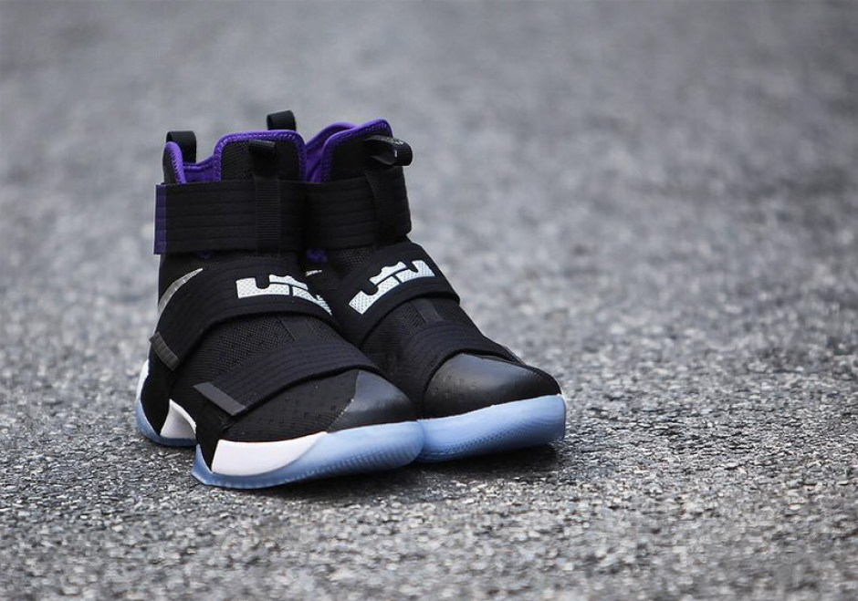 376a7e36eb79b Nike LeBron Soldier 10 Space Jam Nike LeBron Solider 10 Kings